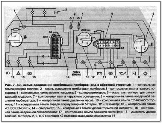 электрическая схема синхронного генератора есс5